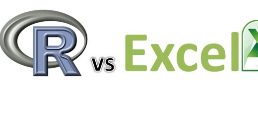 R vs. Excel