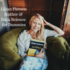 Lillian Pierson - top big data and data science experts