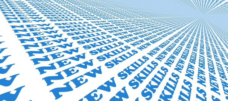 Reskilling to become data scientists