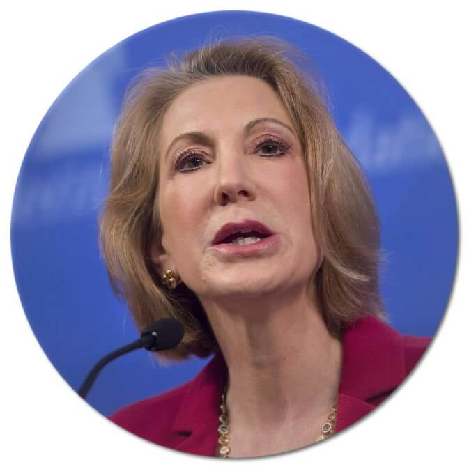 – Carly Fiorina, American businessperson and political candidate, known primarily for her tenure as CEO of Hewlett-Packard